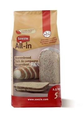 Boerenbrood All in 500 gr