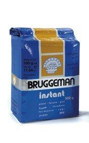 Gist Droge 500gr Bruggeman