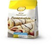 Pannenkoeken mix (Glutenvrij) 400gr