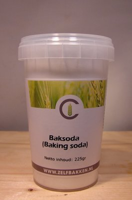 Baksoda (Baking soda) 225 gr.