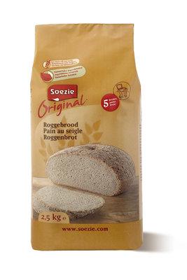 Rogge brood Original 2.5kg