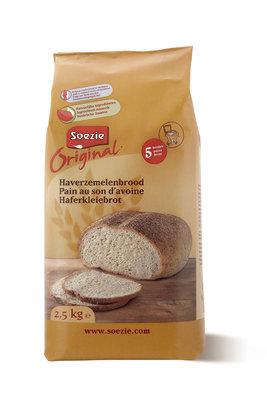 Haverzemelenbrood EXTRA Org. 2.5kg