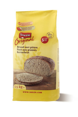 Brood met pitten Original 2.5kg