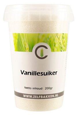 Vanille suiker 200 gr.