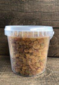 Rozijnen geel 900 gram
