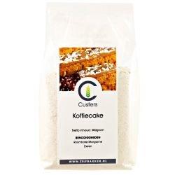 Koffie cakemix 500 gr